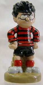 Wade Figurine - Dennis The Menace - Cert & Box